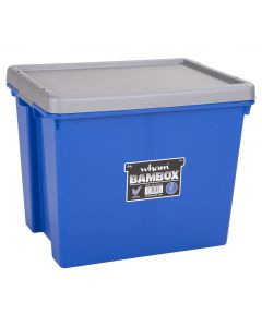 4 x Virtually Indestructible 24L Wham Bamboxes with Lids