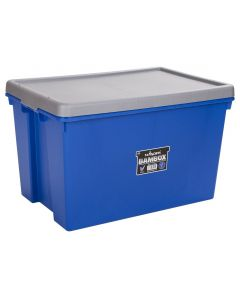 3 x Virtually Indestructible 62L Wham Bamboxes with Lids