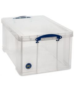 64L Really Useful Box 310 x 440 x 710 - Clear