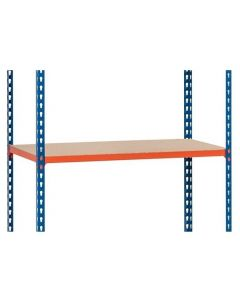 Storalex SX340 Extra Shelves - Blue & Orange
